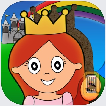 Princess Games Activity Puzzle and Fairy Tale Puzzles for Kids, Girls, and Little Fairies by Eggroll Games LLC (Universal)