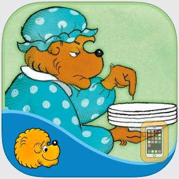 The Berenstain Bears and the Trouble with Chores by Oceanhouse Media (Universal)