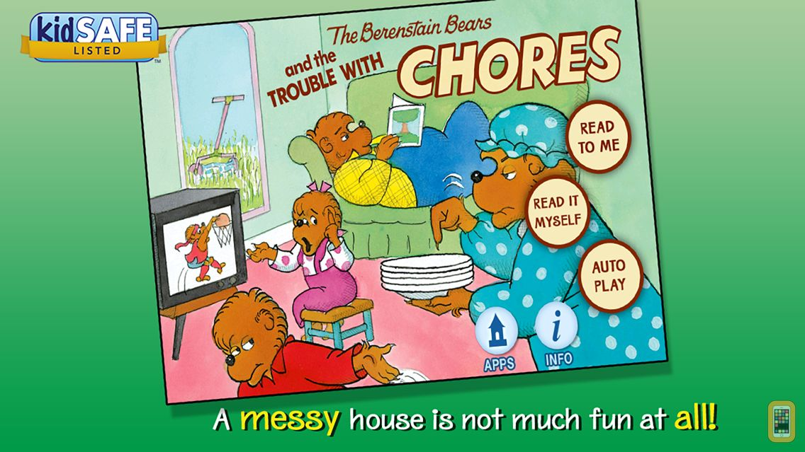 Screenshot - The Berenstain Bears and the Trouble with Chores