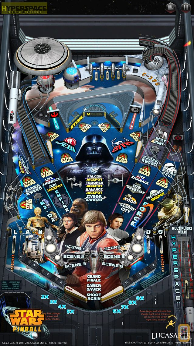 Screenshot - Star Wars™ Pinball 7