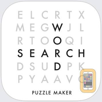 PuzzleMaker: WordSearch for iPad - App Info & Stats | iOSnoops
