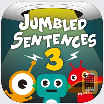 Jumbled Sentences 3 by Innovative Net Learning Limited (iPad)