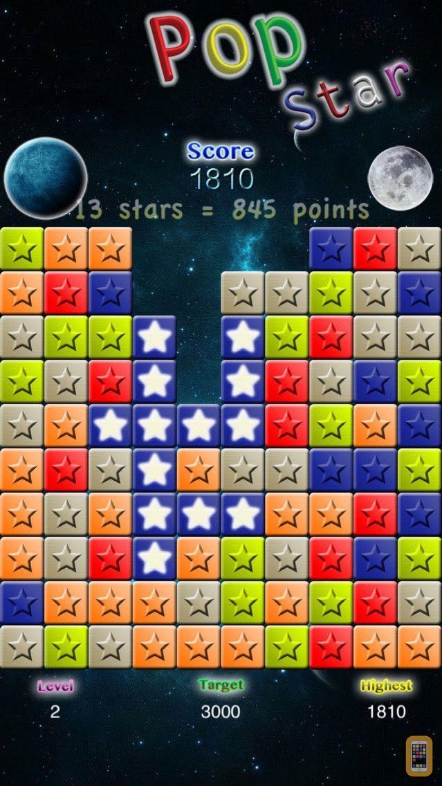 Screenshot - PopStar with Undo