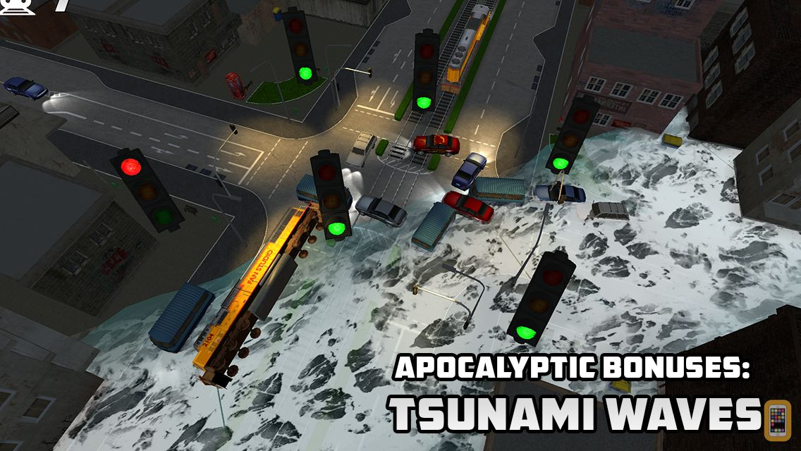 Screenshot - TrafficVille 3D