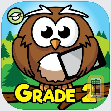 Second Grade Learning Games by RosiMosi LLC (Universal)