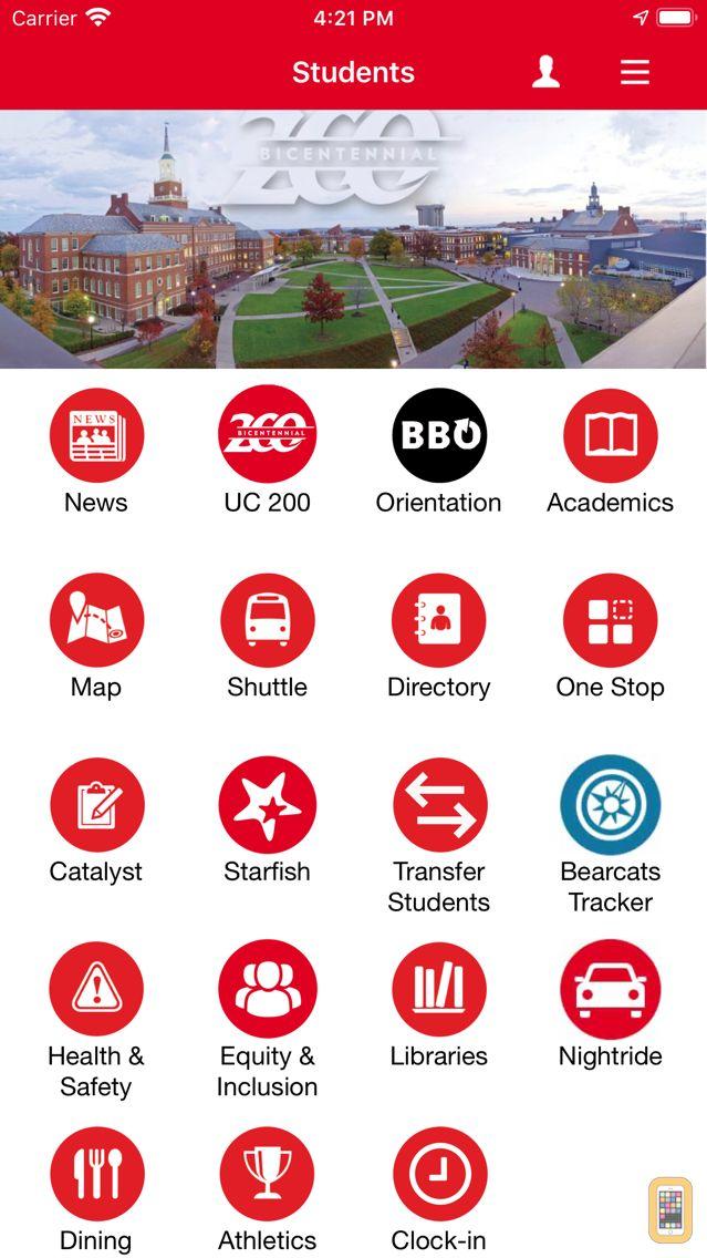 Screenshot - UC Mobile