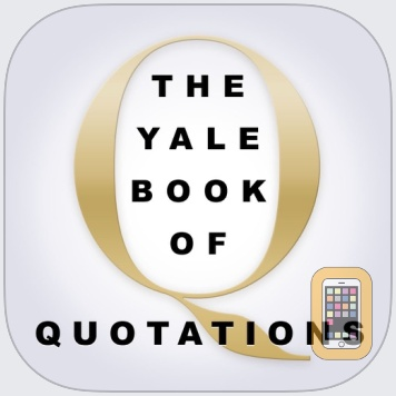 The Yale Book of Quotations by English Channel, Inc. (Universal)
