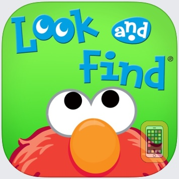Look and Find® Elmo on Sesame Street by Sesame Street (iPhone)