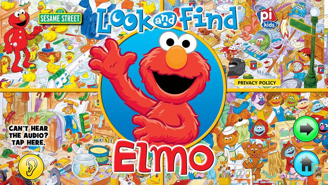 Screenshot - Look and Find® Elmo on Sesame Street