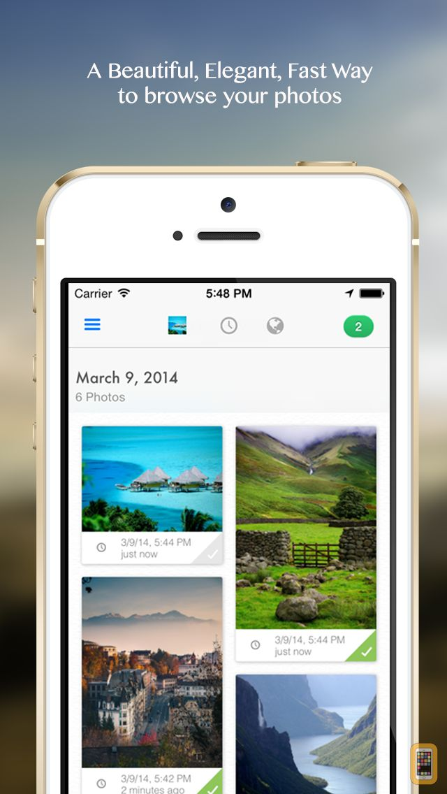 Screenshot - PhotosPro - Photos app reinvented.