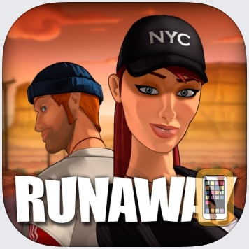 Runaway: A Twist of Fate - Part 1 by Bulkypix (Universal)