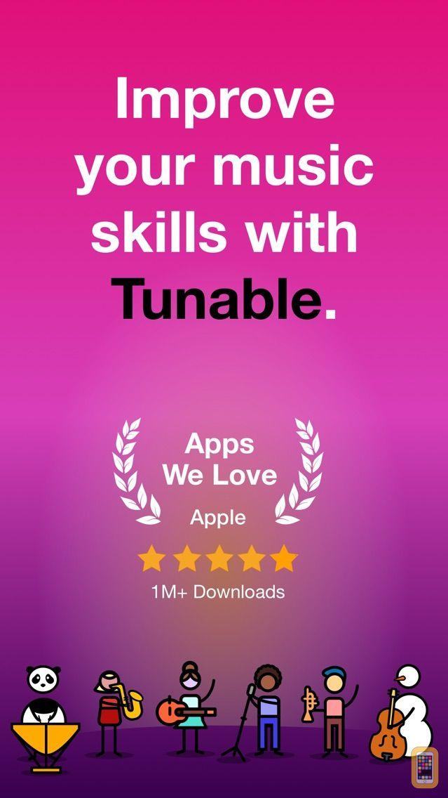Screenshot - Tunable Tuner & Metronome