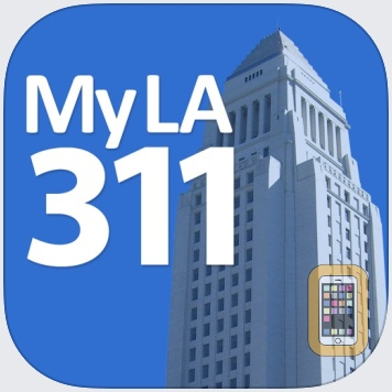 MyLA311 by City of Los Angeles (iPhone)