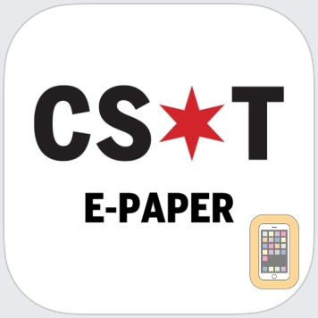 Chicago Sun-Times: E-Paper by Sun-Times Media (Universal)