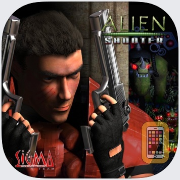 Alien Shooter - The Beginning by Sigma Team (Universal)