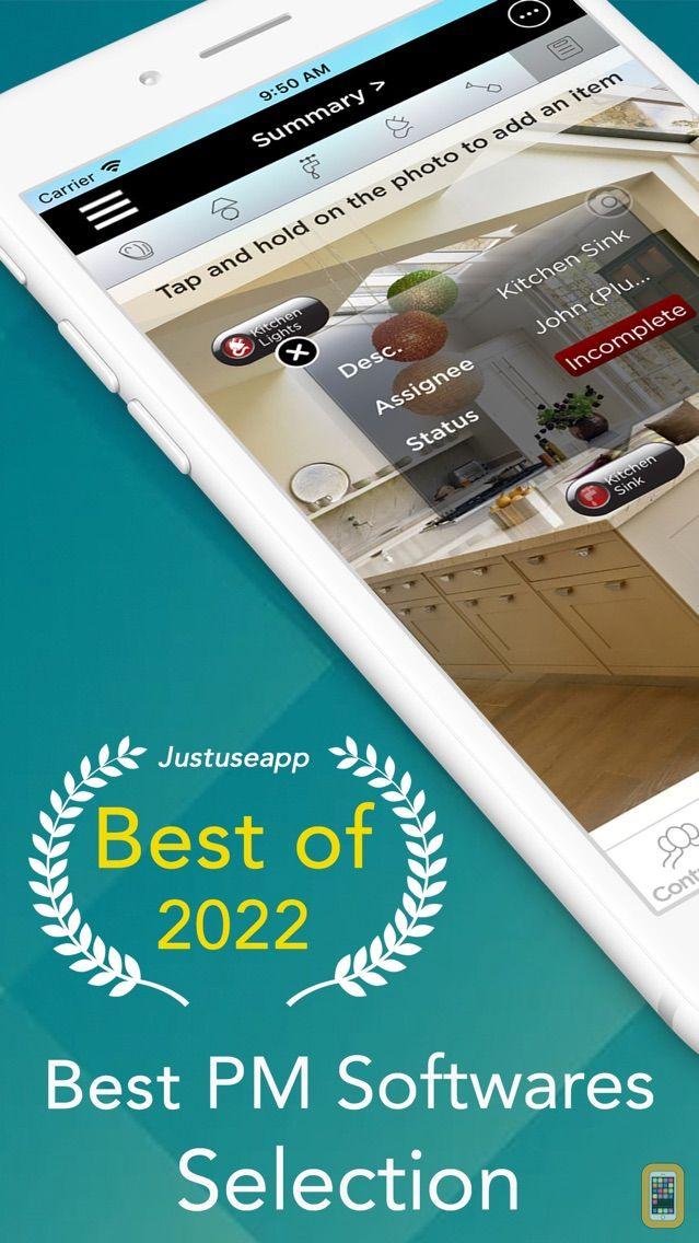 Screenshot - Pro Project Planner