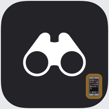 Cambush - Motion Detector Video Camera - Surveillance, Detection, Security, Spy Cam App by Code Cartel LLC (Universal)