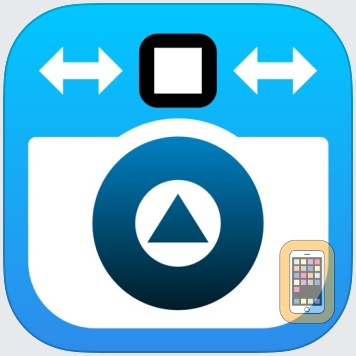 Square FX with Shapes - Resize, Fit Entire Photo, No Crop for Instagram by Ki Tat Chung (Universal)