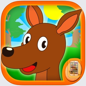 Kids Puzzle Animal Game for Kids Apps for Toddlers by Eggroll Games LLC (Universal)