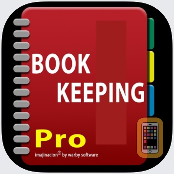 Bookkeeping Pro by Warby Software Pty Ltd (Universal)