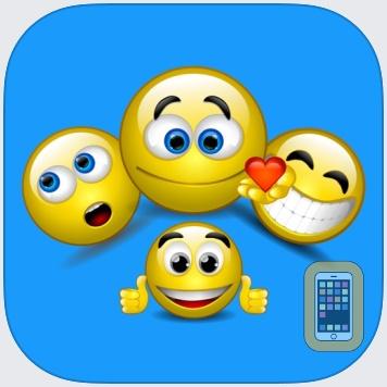 Animoticons Emoji Keyboard - Animated 3D Emoticons & Smileys