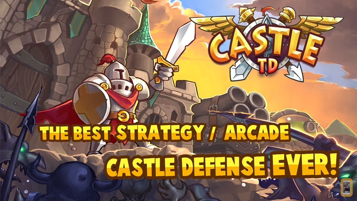 Screenshot - Castle Defense HD