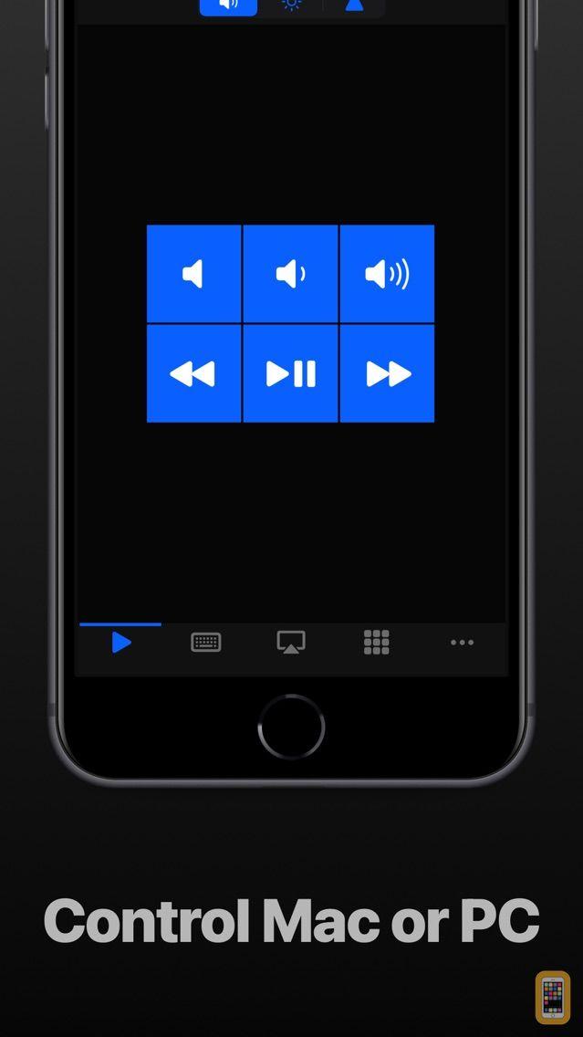 Screenshot - Remote Control for Mac - Lite
