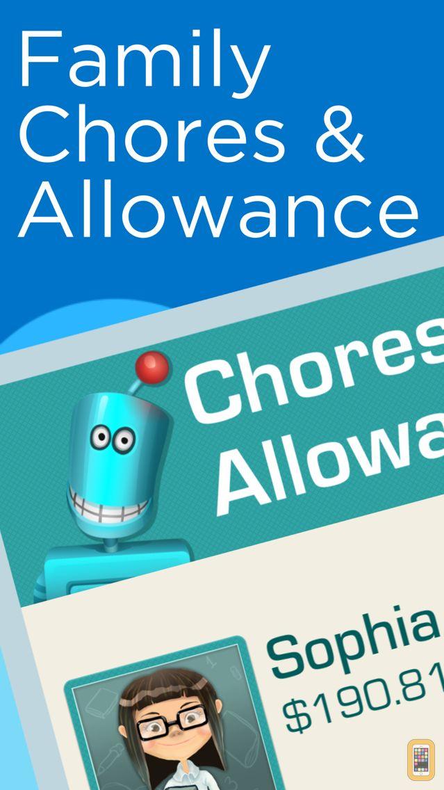 Screenshot - Allowance & Chores Bot