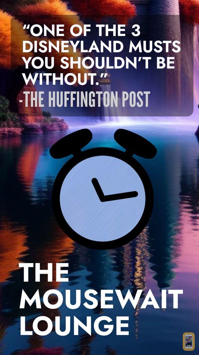 Screenshot - MouseWait Disneyland PLATINUM