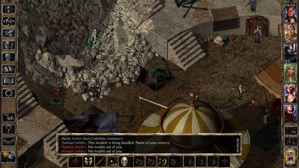 Screenshot - Baldur's Gate II: EE