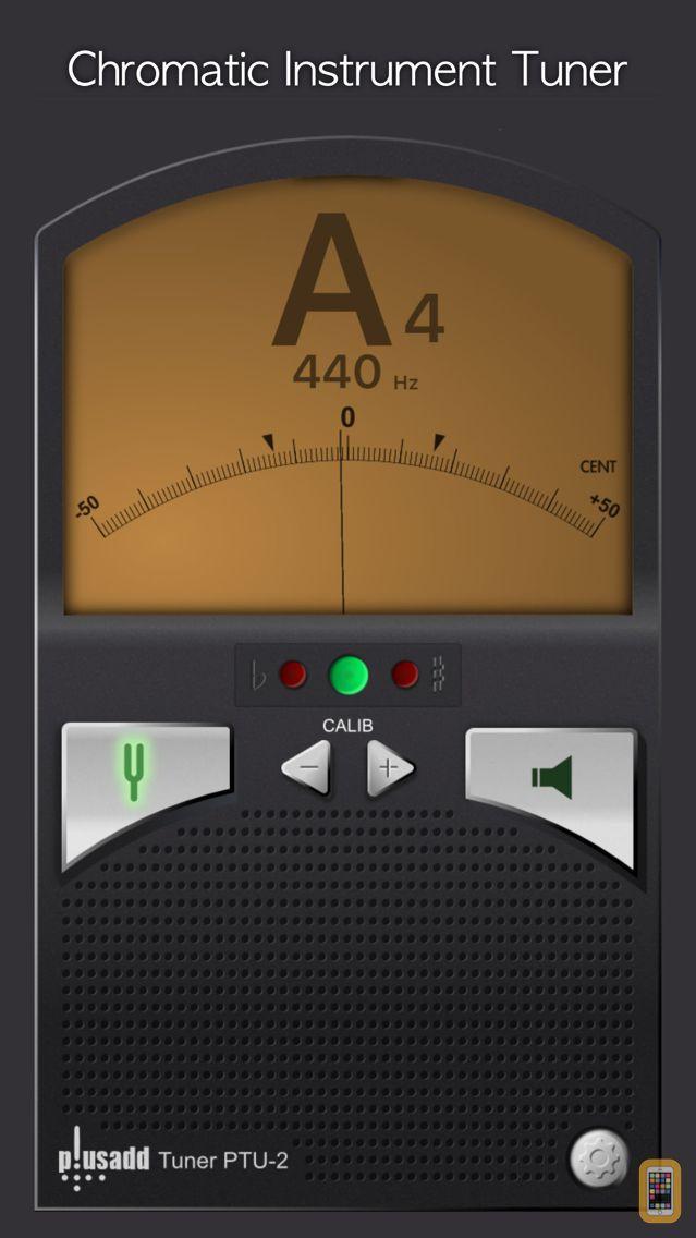 Screenshot - Tuner Lite by Piascore