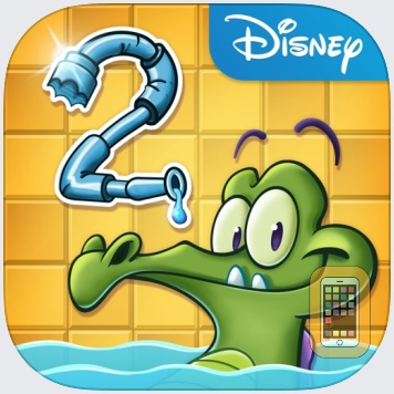 Where's My Water? 2 by Disney (Universal)