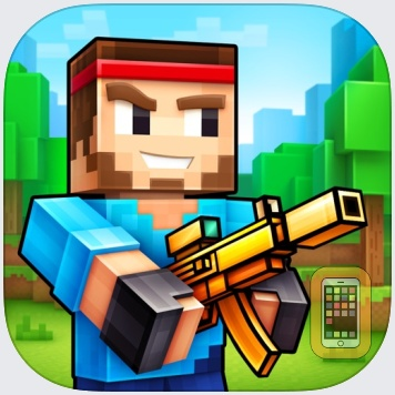 Pixel Gun 3D: FPS PvP Shooter by Cubic Games (Universal)