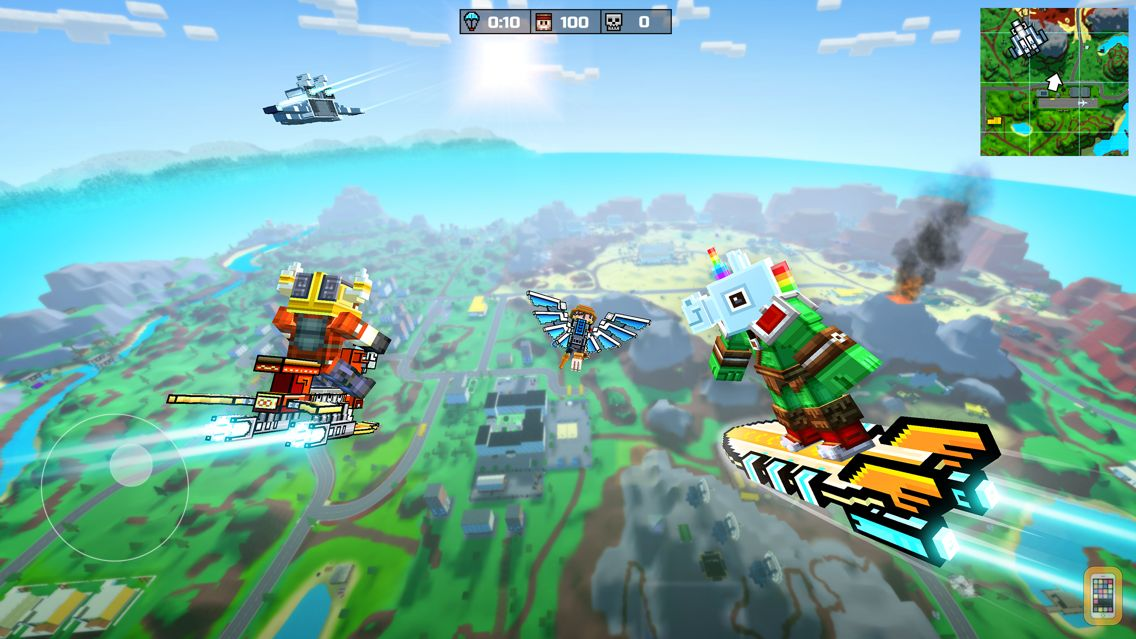 Screenshot - Pixel Gun 3D: FPS PvP Shooter