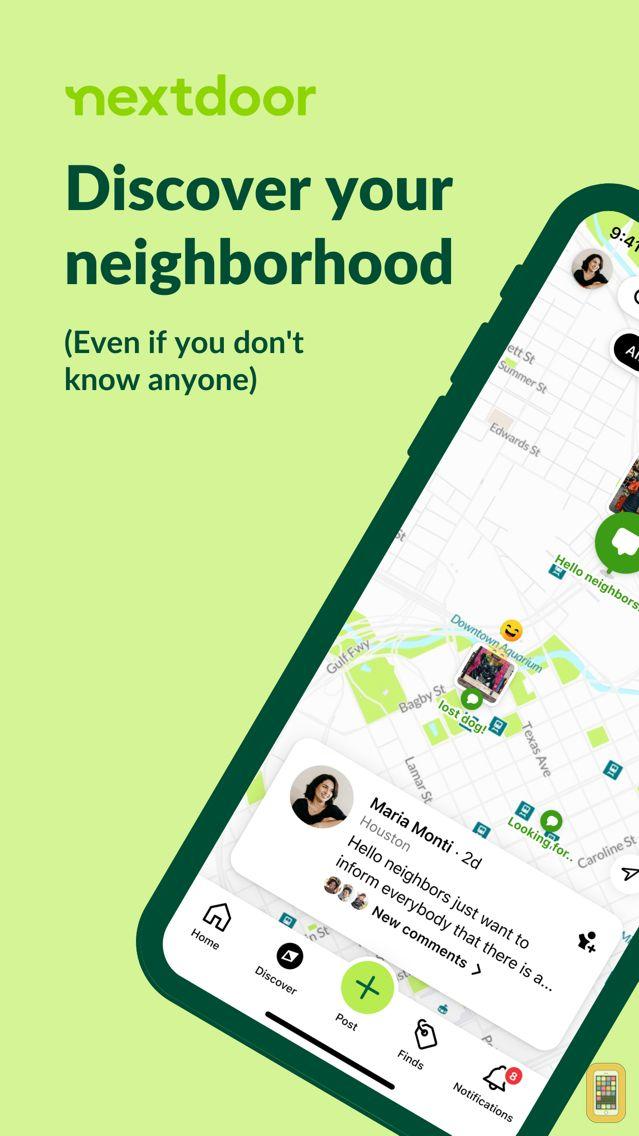 Screenshot - Nextdoor - Neighborhood App