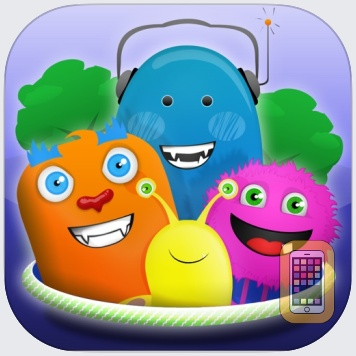Spelling Monster by Desire Life Software (Universal)
