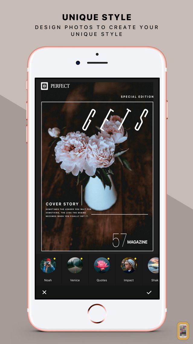 Screenshot - Light Photo FX - Poster Maker