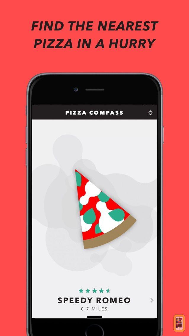Screenshot - Pizza Compass