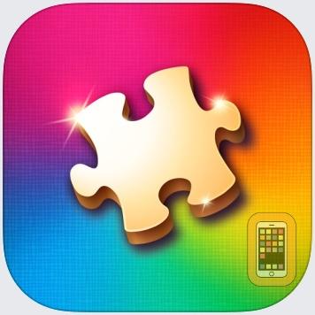 Jigsaw Puzzle Collection HD by Veraxen Ltd (iPad)