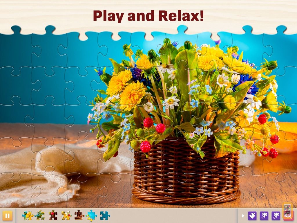 Screenshot - Jigsaw Puzzle Collection HD