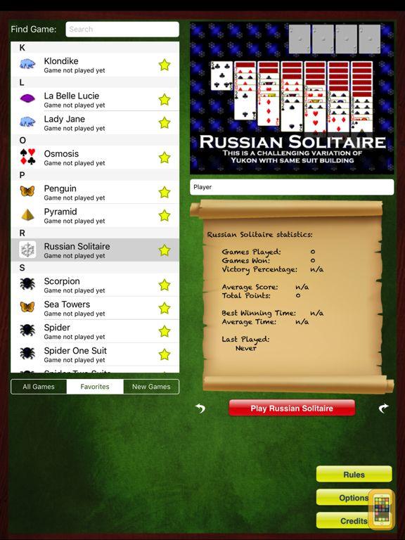 Screenshot - Pretty Good Solitaire