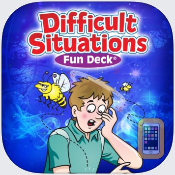 Difficult Situations Fun Deck by Super Duper Publications (Universal)