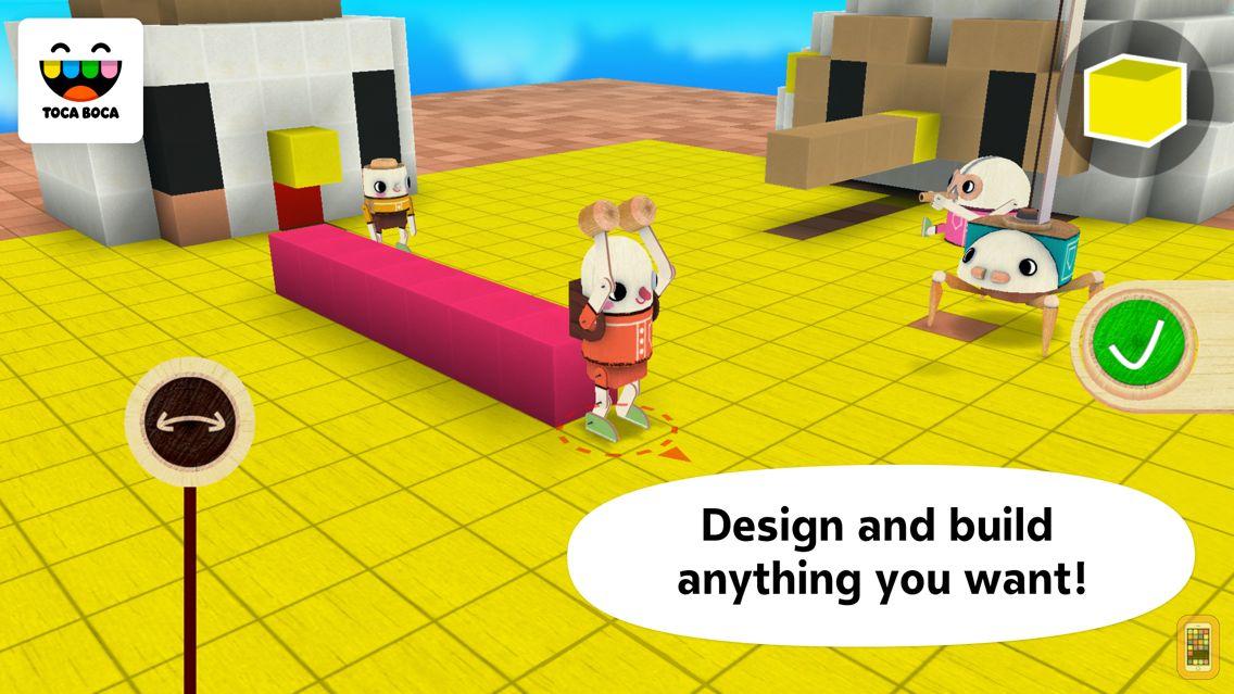 Screenshot - Toca Builders