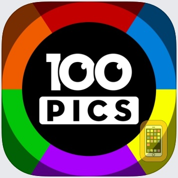 100 PICS Quiz - Picture Trivia by Poptacular Ltd (Universal)