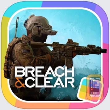 Breach & Clear by Gun. (Universal)
