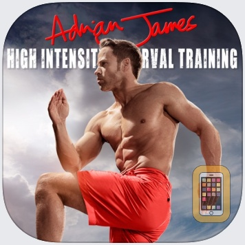 Adrian James: HIIT by Adrian James Nutrition Ltd. (iPhone)