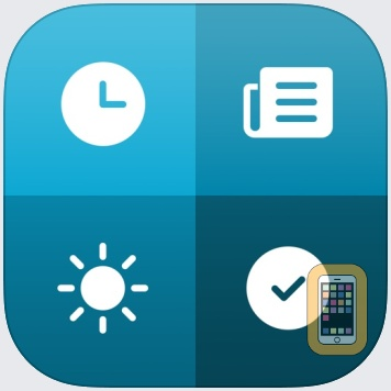 Morning — Weather, To-Do, News by Tamper (Universal)