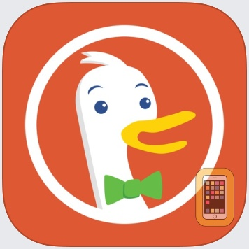 DuckDuckGo Privacy Browser by DuckDuckGo, Inc. (Universal)