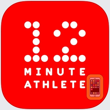 12 Minute Athlete by 12 Minute Athlete (iPhone)