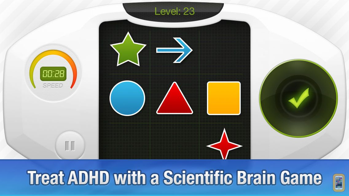 Screenshot - ADHD Treatment - Brain Training